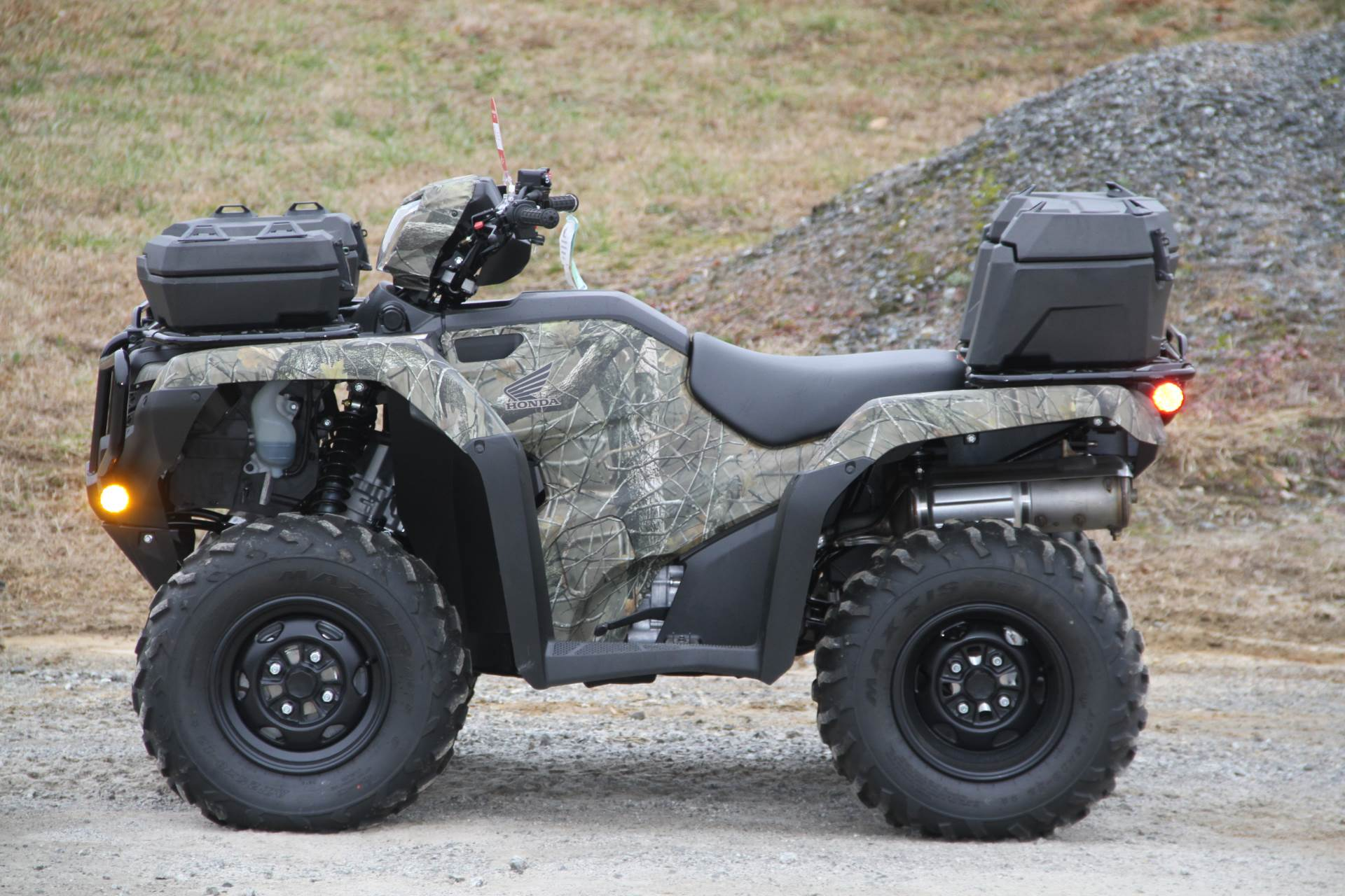 2020 Honda FourTrax Rancher 4x4 in Hendersonville, North Carolina - Photo 26