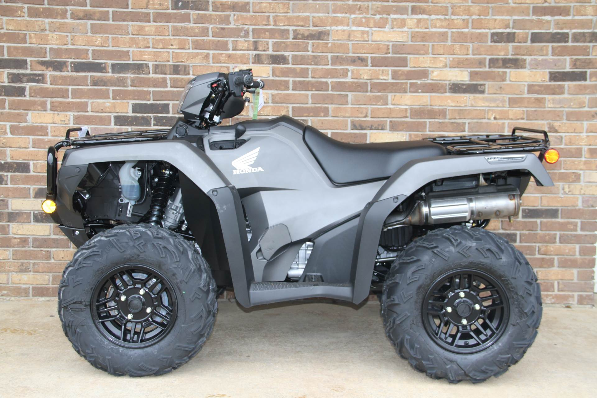 2019 Honda FourTrax Foreman Rubicon 4x4 Automatic DCT EPS Deluxe in Hendersonville, North Carolina - Photo 1