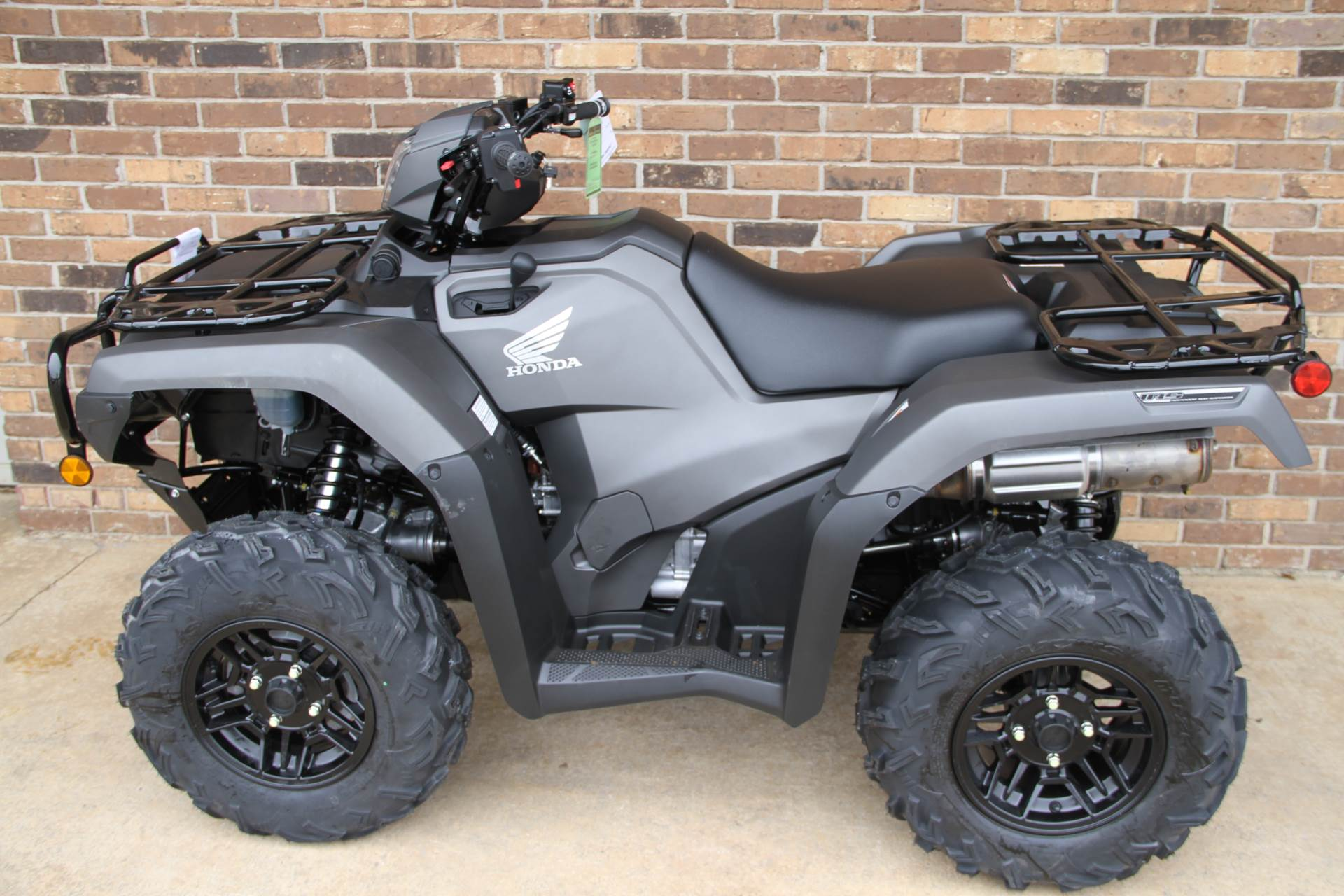 2019 Honda FourTrax Foreman Rubicon 4x4 Automatic DCT EPS Deluxe in Hendersonville, North Carolina - Photo 3