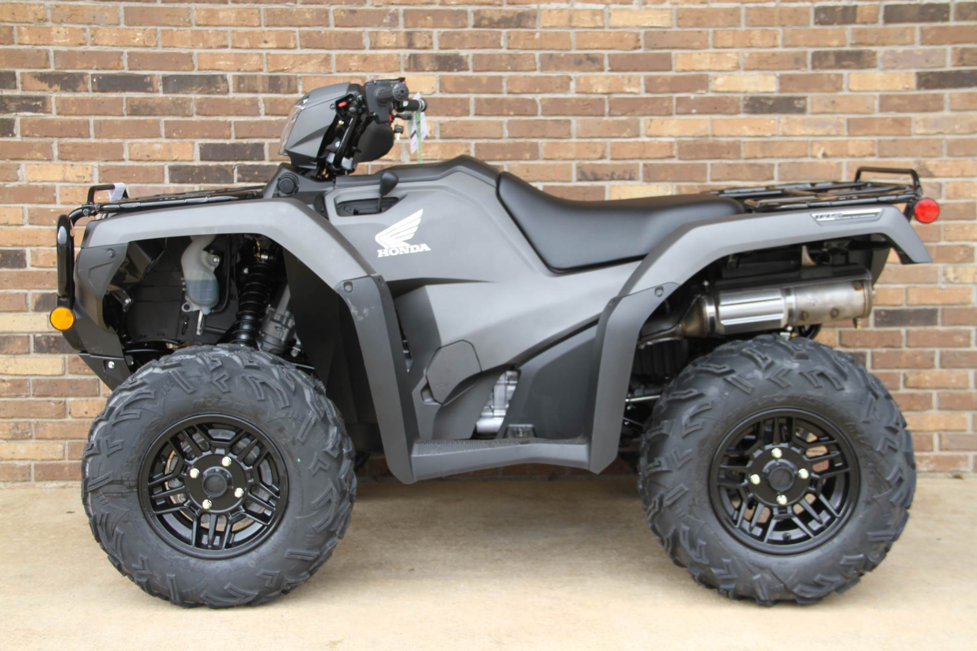 2019 Honda FourTrax Foreman Rubicon 4x4 Automatic DCT EPS Deluxe in Hendersonville, North Carolina - Photo 6
