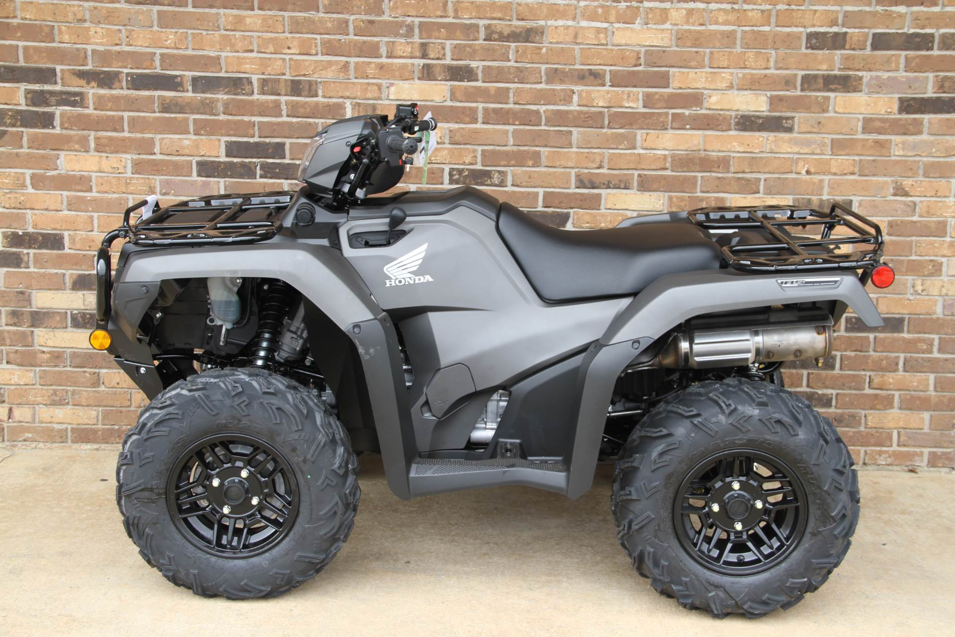 2019 Honda FourTrax Foreman Rubicon 4x4 Automatic DCT EPS Deluxe in Hendersonville, North Carolina - Photo 7