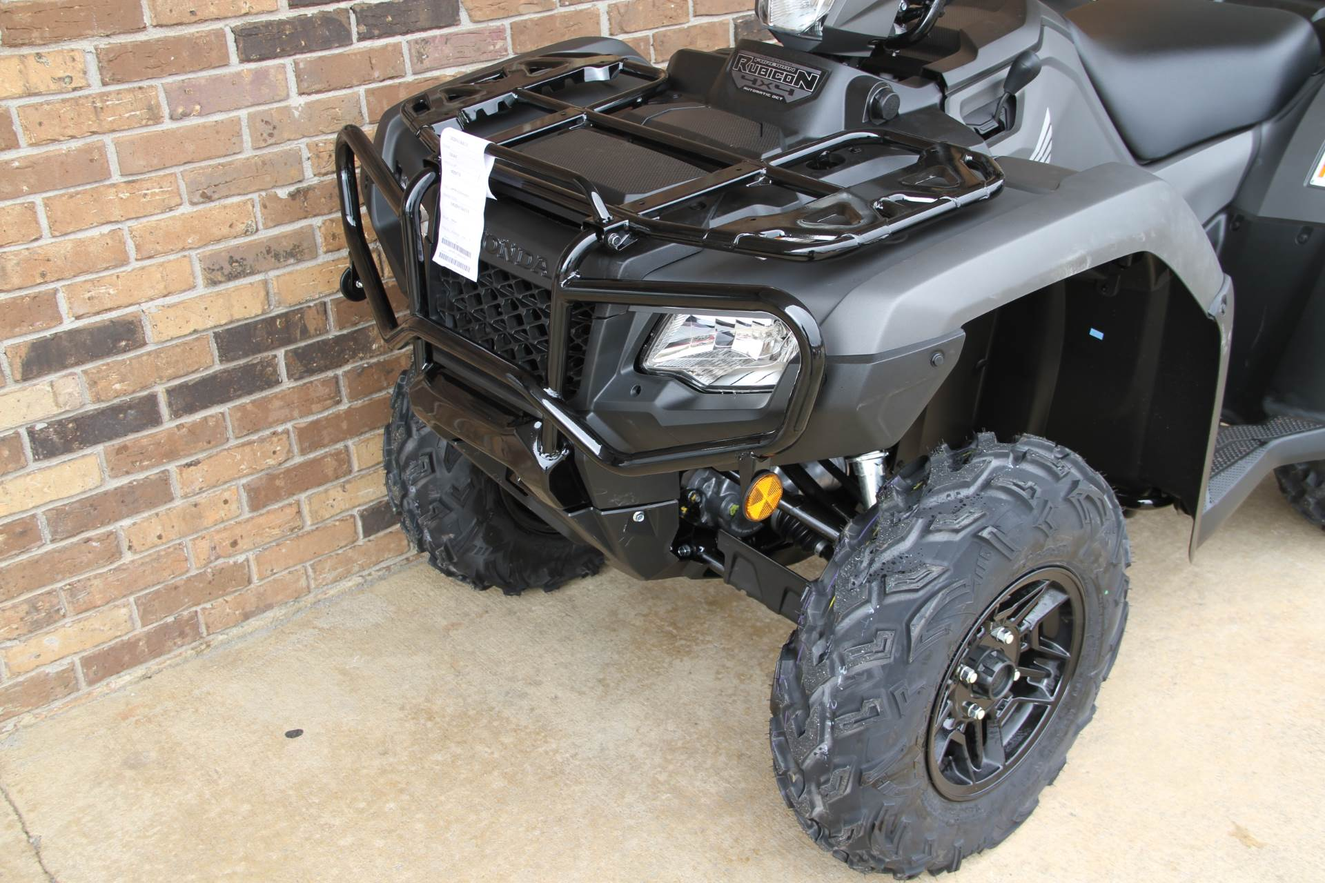 2019 Honda FourTrax Foreman Rubicon 4x4 Automatic DCT EPS Deluxe in Hendersonville, North Carolina - Photo 9