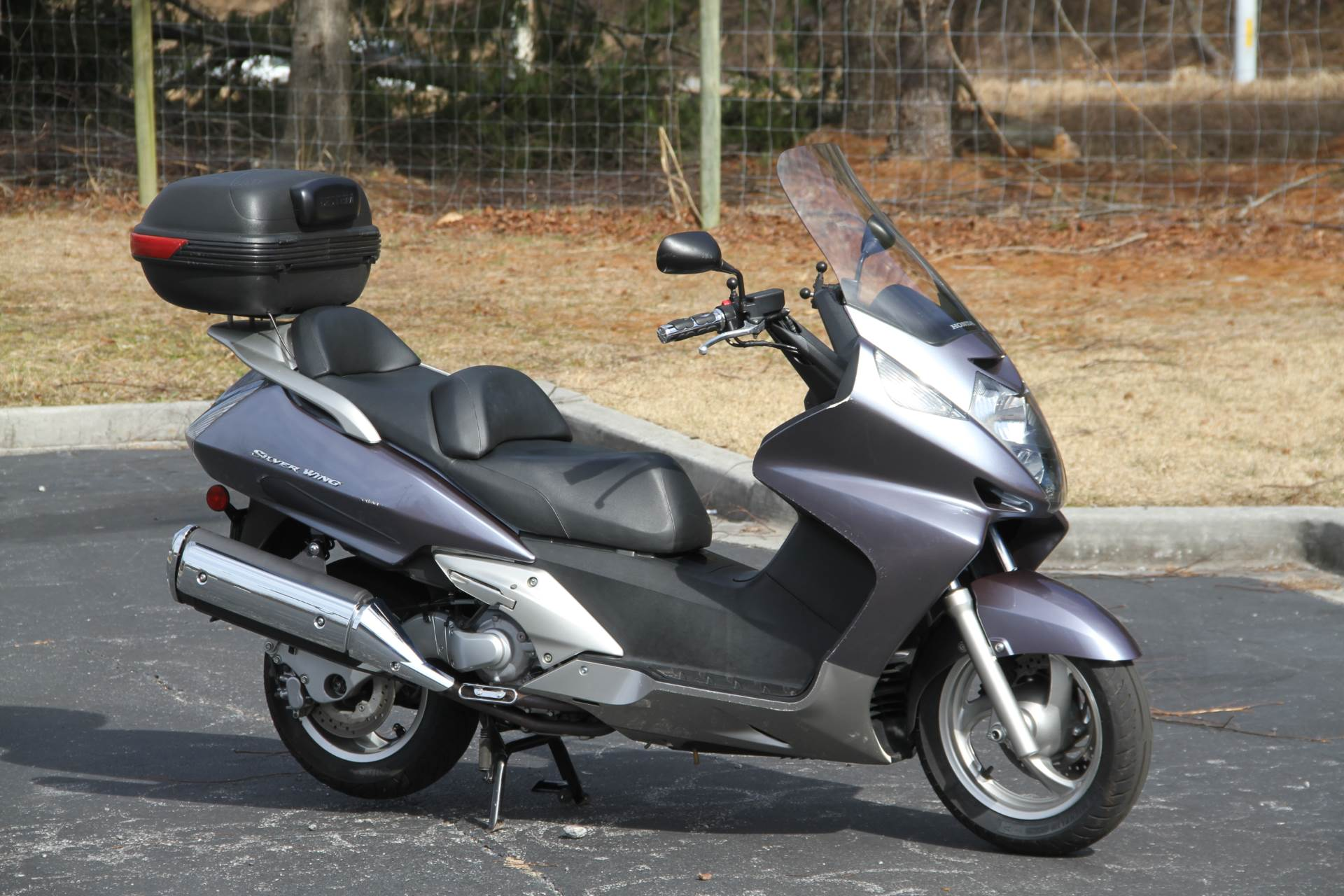 2007 Honda Silver Wing® ABS in Hendersonville, North Carolina - Photo 5