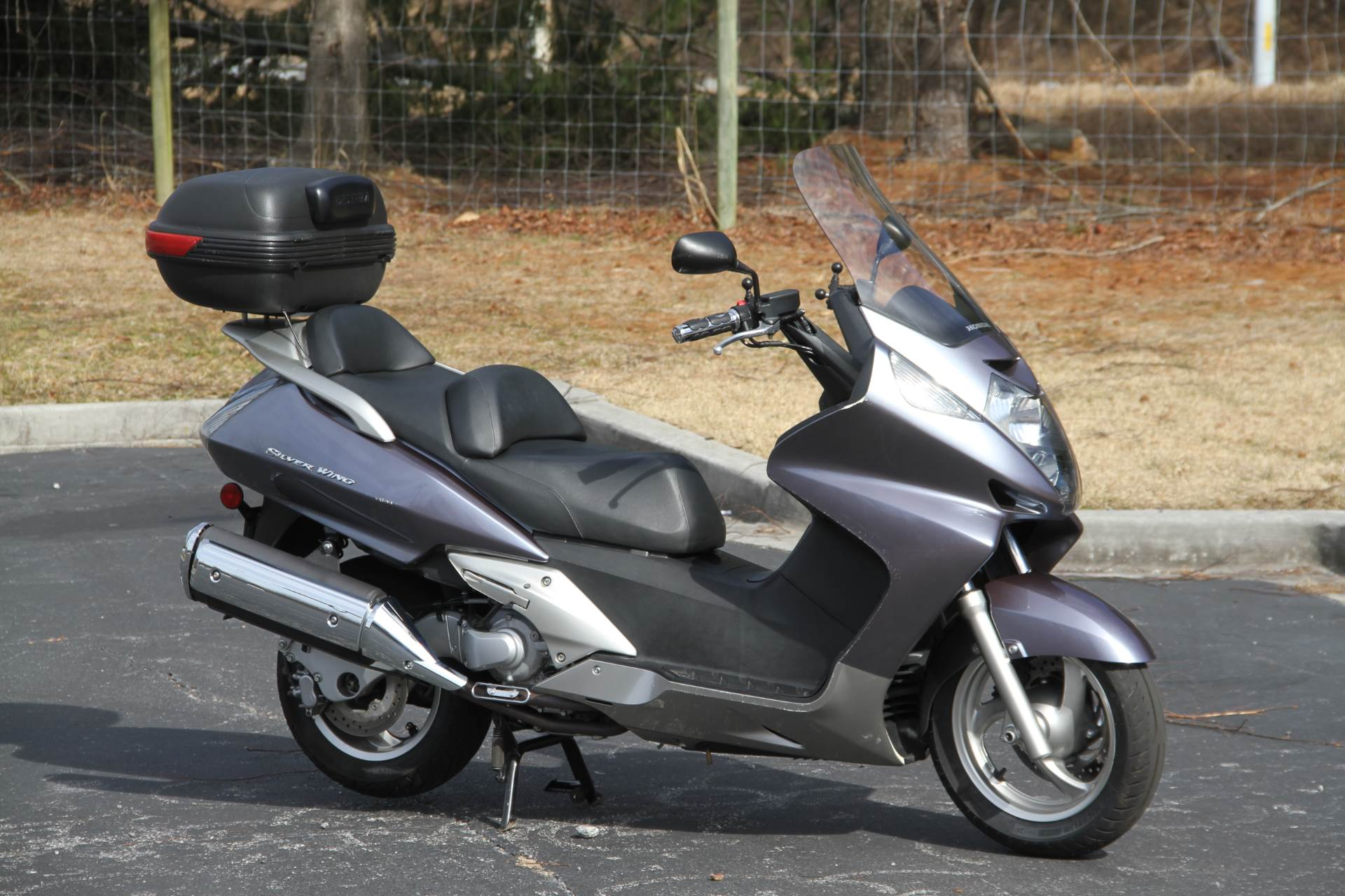 2007 Honda Silver Wing® ABS in Hendersonville, North Carolina - Photo 6