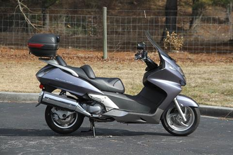 2007 Honda Silver Wing® ABS in Hendersonville, North Carolina - Photo 9
