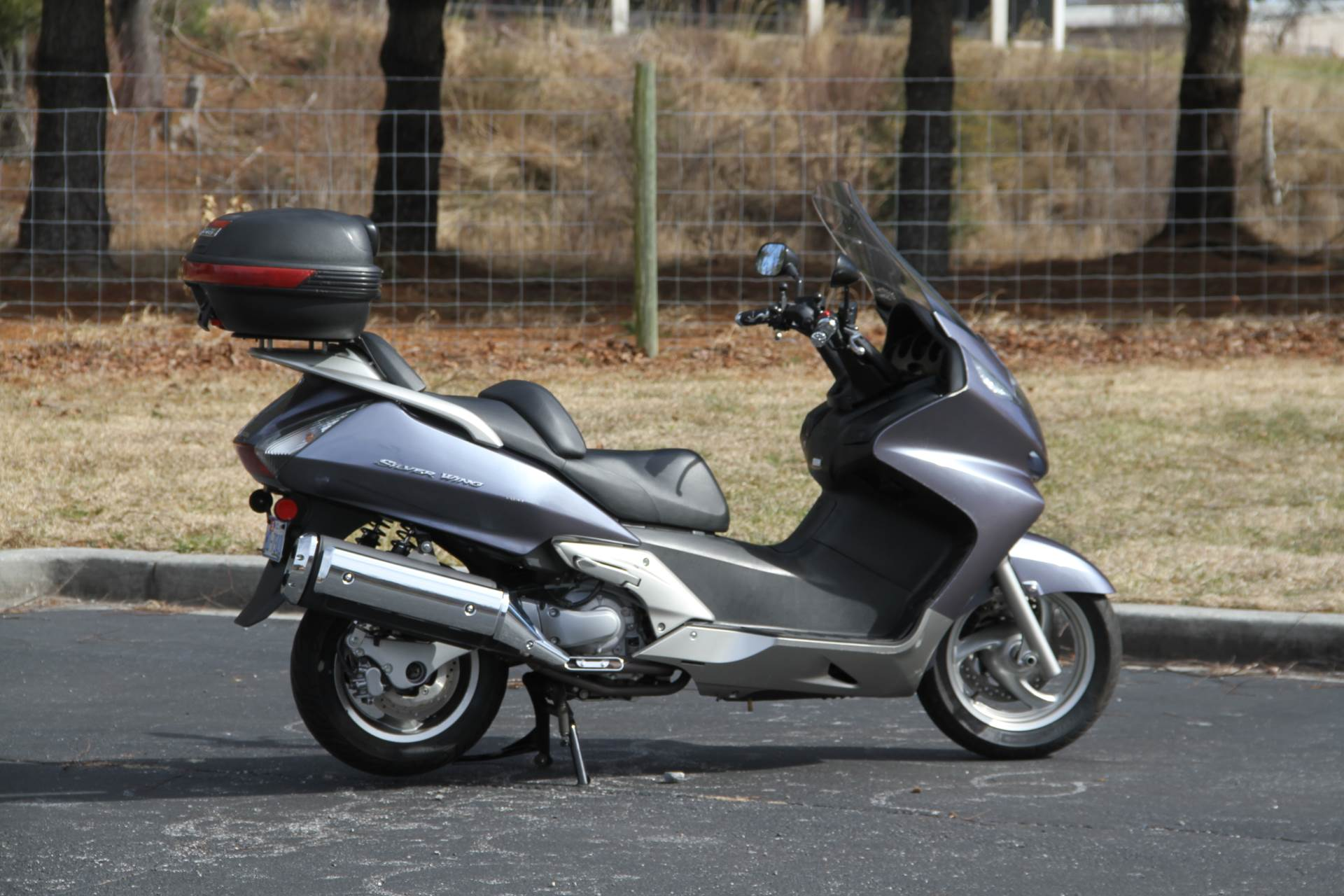 2007 Honda Silver Wing® ABS in Hendersonville, North Carolina - Photo 10