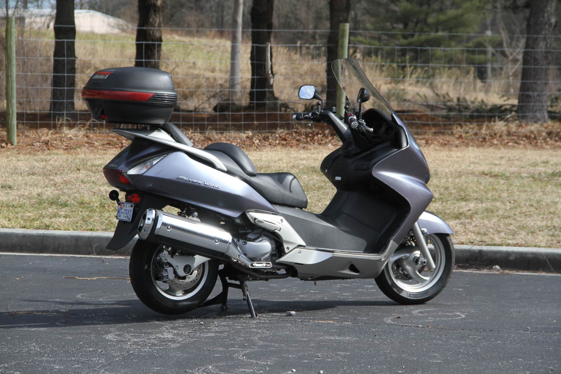 2007 Honda Silver Wing® ABS in Hendersonville, North Carolina - Photo 11