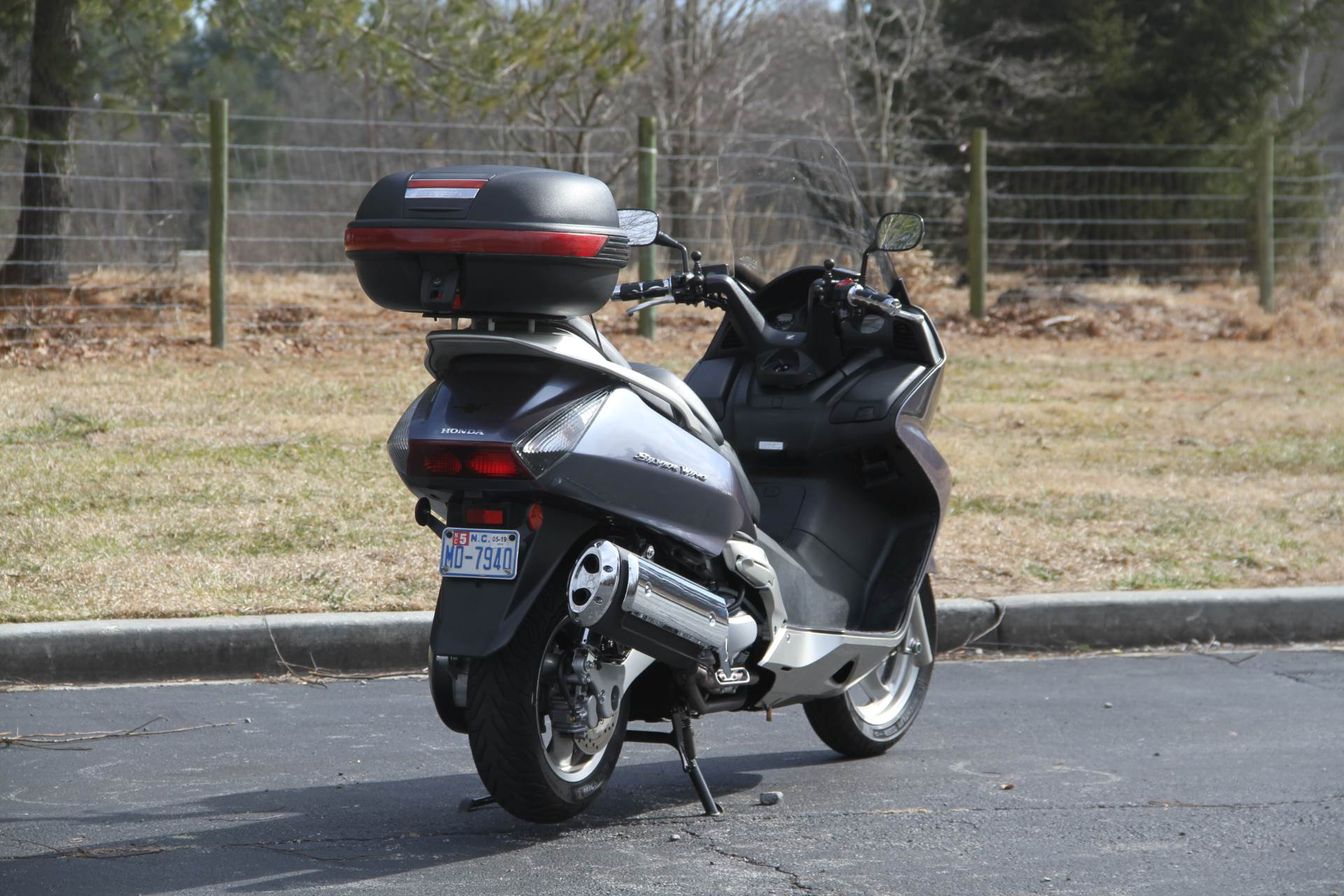 2007 Honda Silver Wing® ABS in Hendersonville, North Carolina - Photo 13