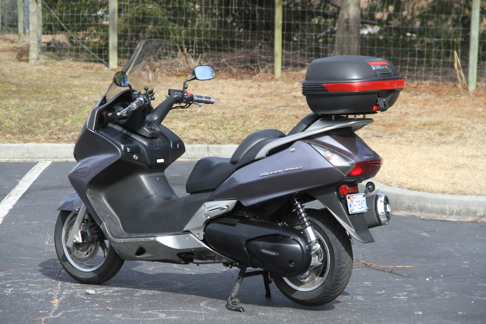 2007 Honda Silver Wing® ABS in Hendersonville, North Carolina - Photo 17
