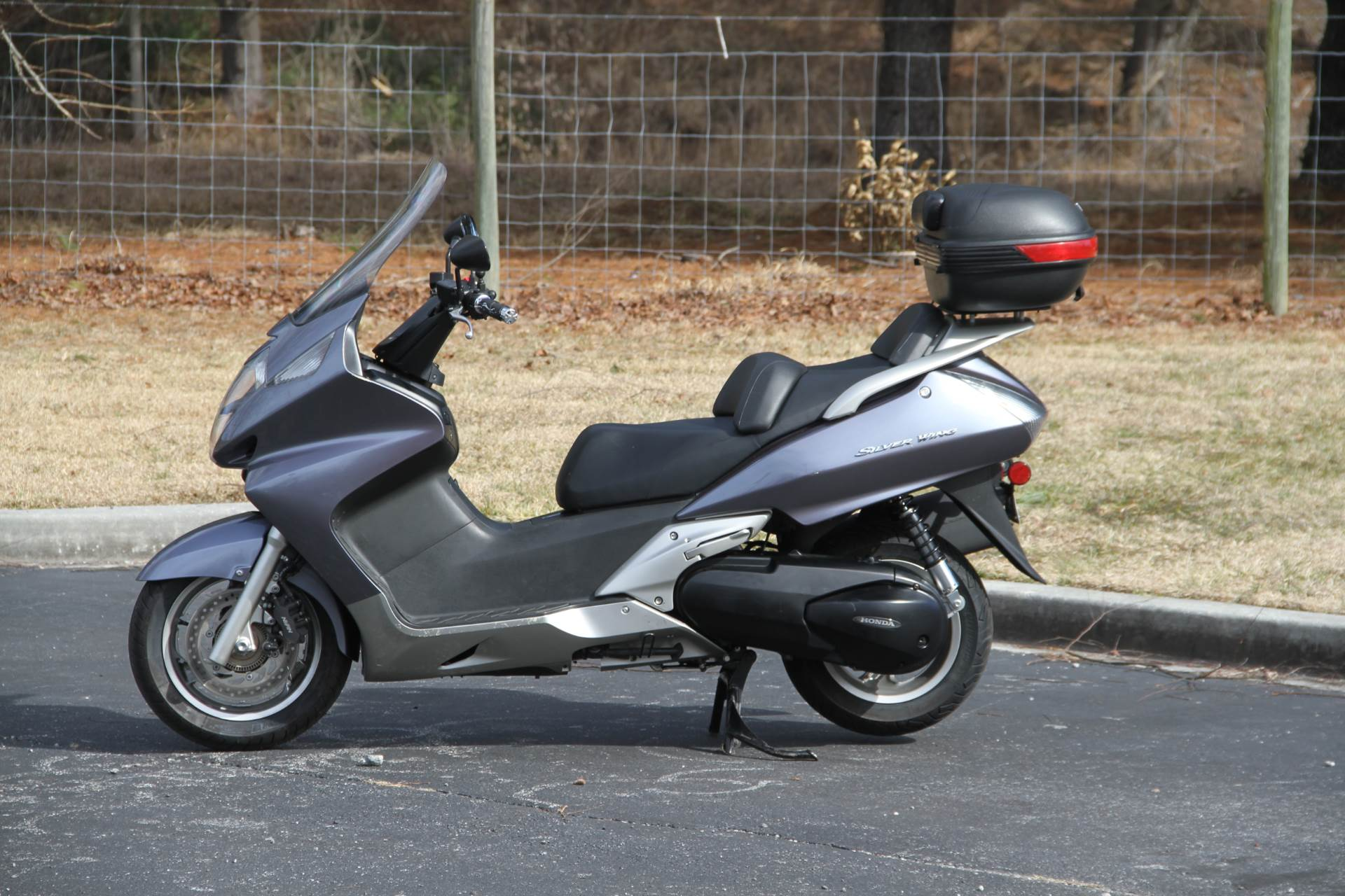 2007 Honda Silver Wing® ABS in Hendersonville, North Carolina - Photo 20