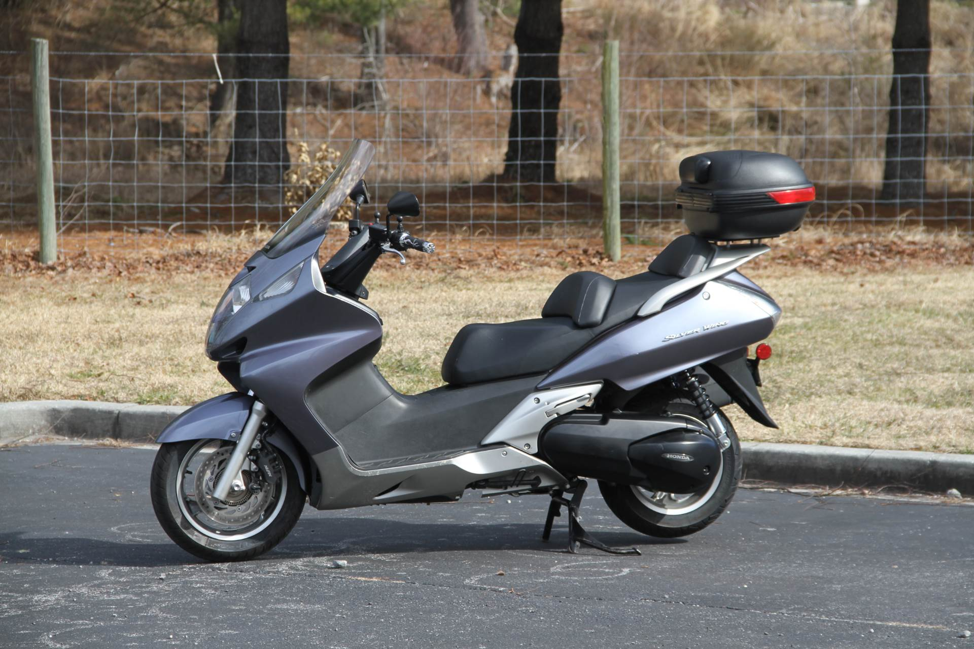 2007 Honda Silver Wing® ABS in Hendersonville, North Carolina - Photo 2