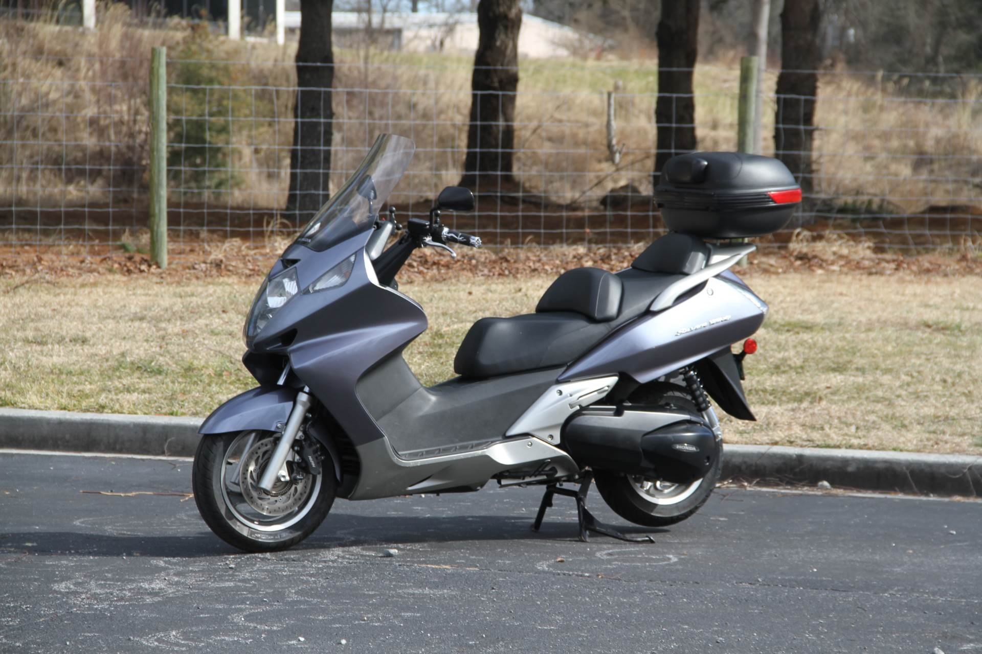 2007 Honda Silver Wing® ABS in Hendersonville, North Carolina - Photo 21