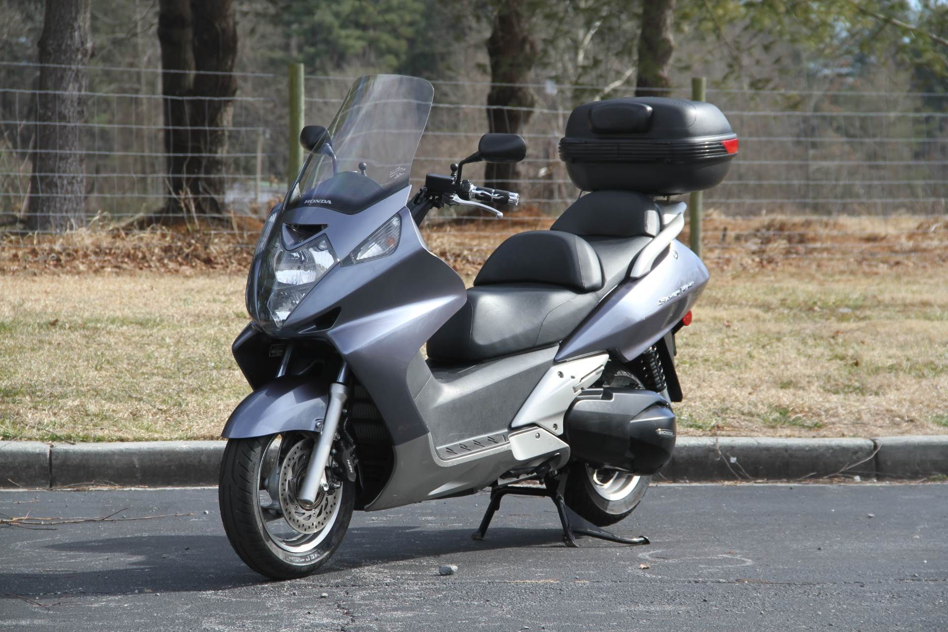 2007 Honda Silver Wing® ABS in Hendersonville, North Carolina - Photo 23