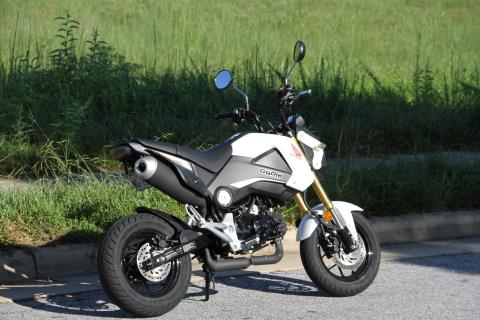 2015 Honda Grom® in Hendersonville, North Carolina