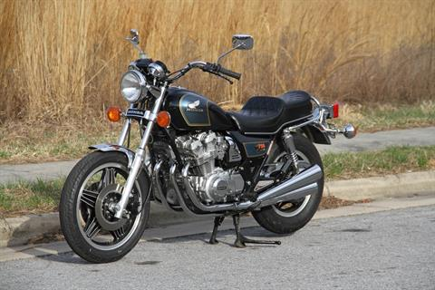 1981 Honda CB750C in Hendersonville, North Carolina - Photo 6