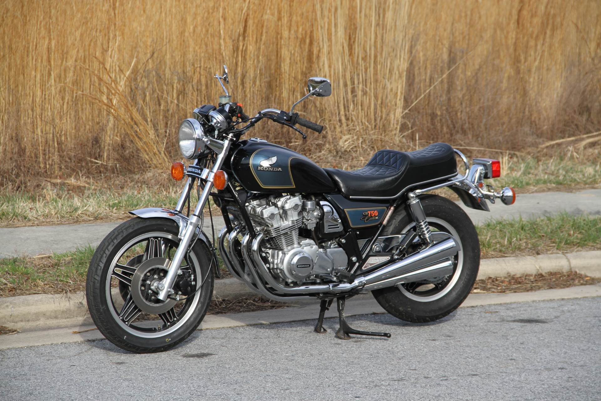 1981 Honda CB750C in Hendersonville, North Carolina - Photo 8