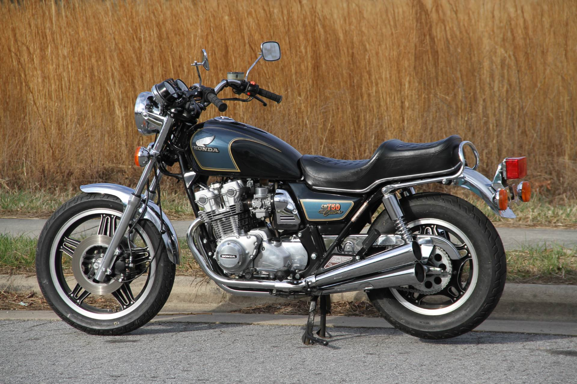 1981 Honda CB750C in Hendersonville, North Carolina - Photo 12