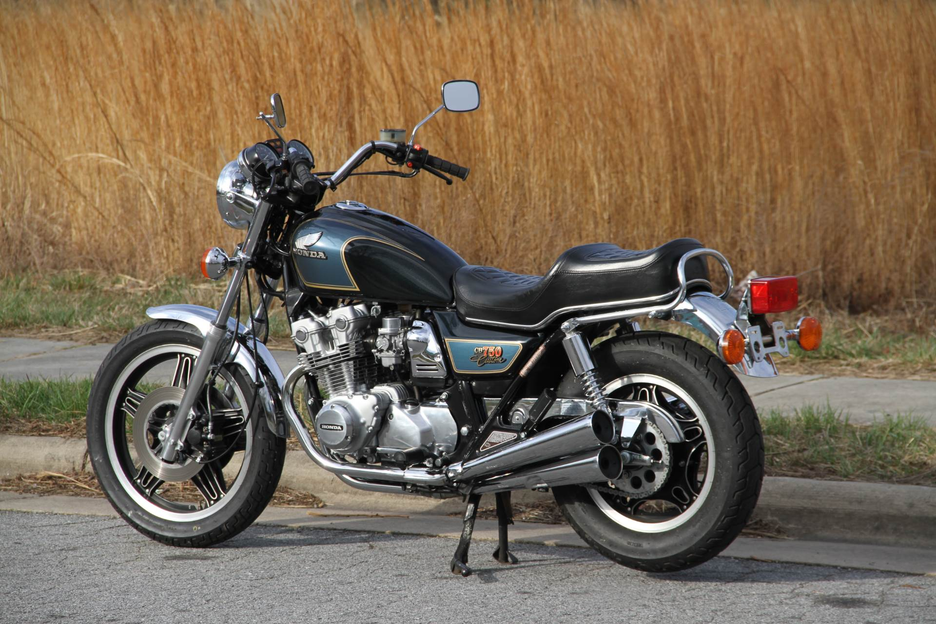 1981 Honda CB750C in Hendersonville, North Carolina - Photo 13