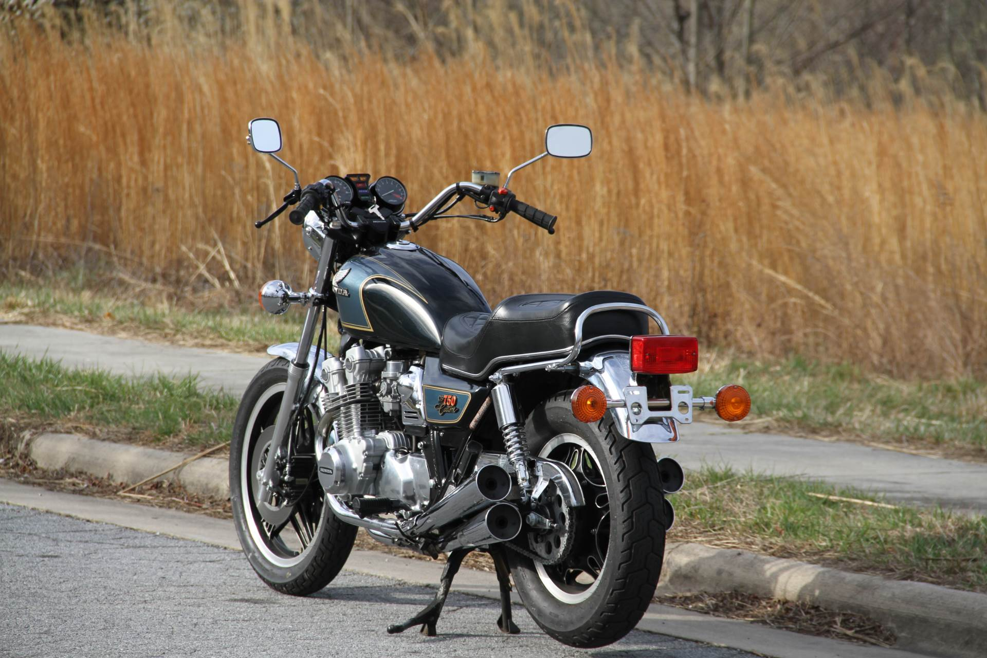 1981 Honda CB750C in Hendersonville, North Carolina - Photo 15