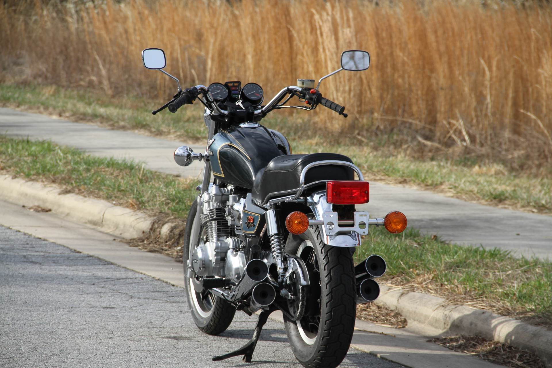 1981 Honda CB750C in Hendersonville, North Carolina