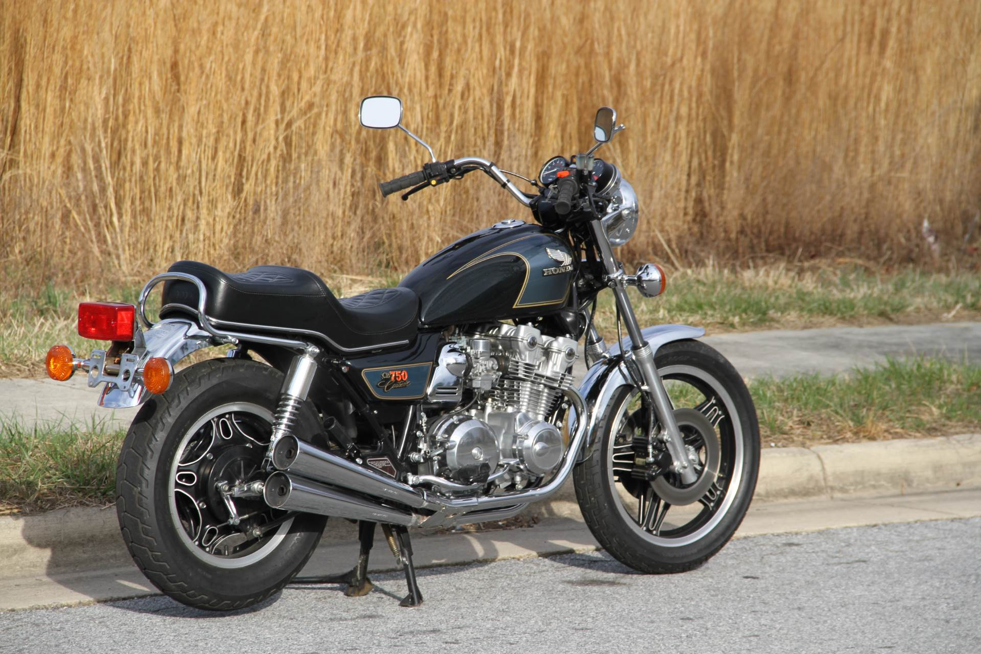 1981 Honda CB750C in Hendersonville, North Carolina - Photo 26