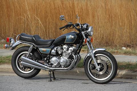 1981 Honda CB750C in Hendersonville, North Carolina - Photo 1