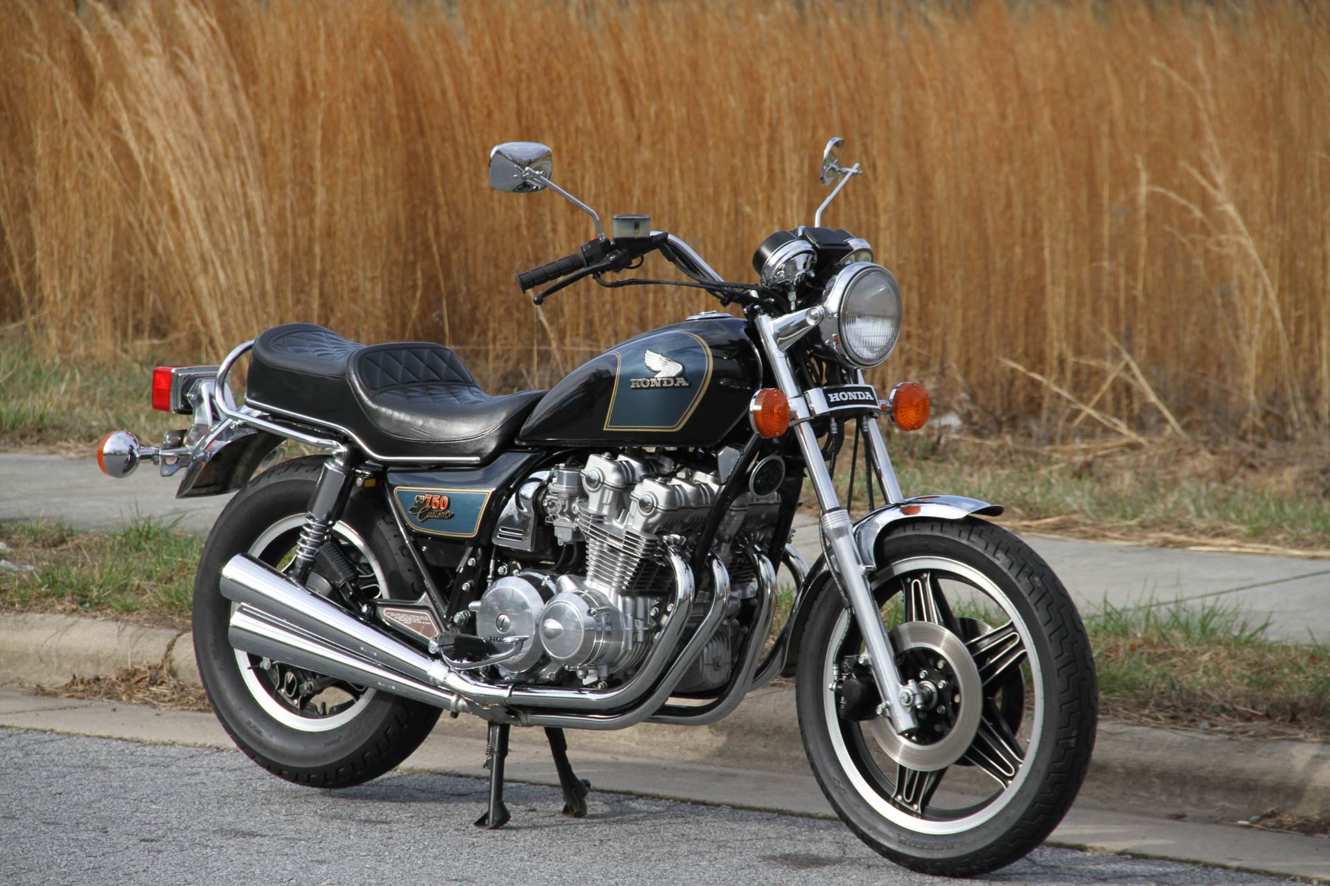 1981 Honda CB750C in Hendersonville, North Carolina - Photo 32