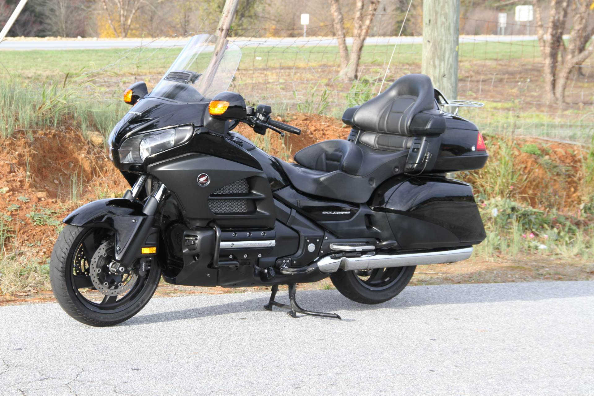 2014 Honda Gold Wing® Navi XM in Hendersonville, North Carolina