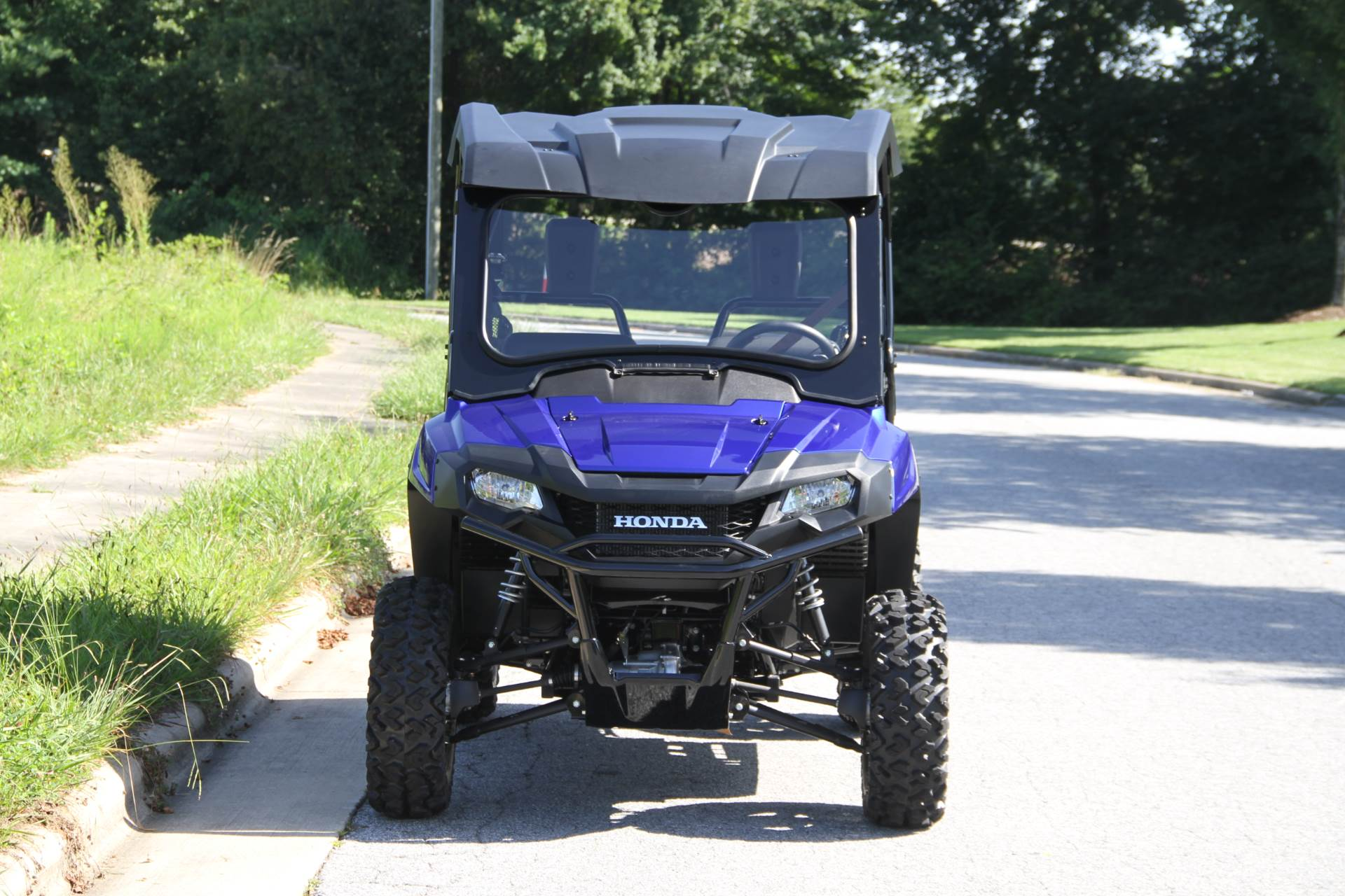 2019 Honda Pioneer 700-4 Deluxe in Hendersonville, North Carolina - Photo 4
