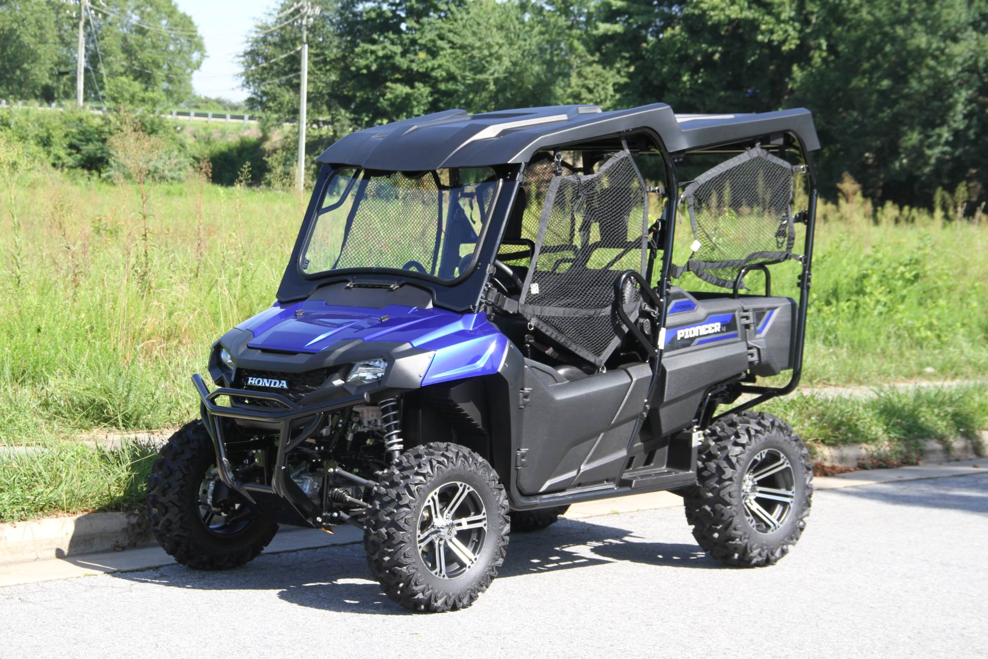2019 Honda Pioneer 700-4 Deluxe in Hendersonville, North Carolina - Photo 3