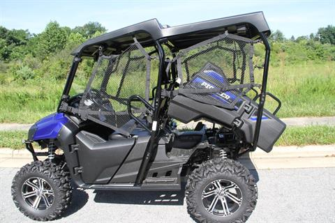 2019 Honda Pioneer 700-4 Deluxe in Hendersonville, North Carolina - Photo 16