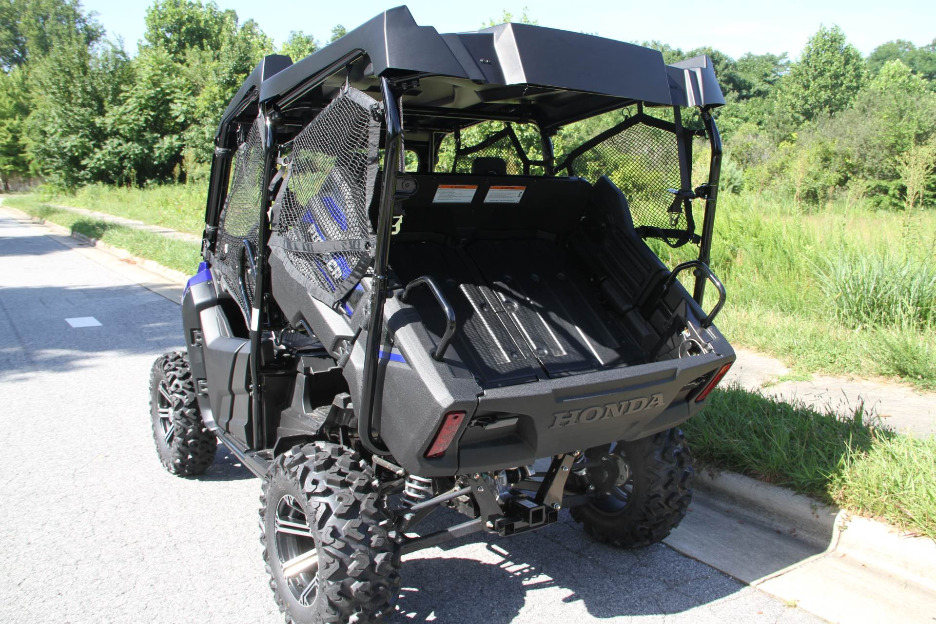 2019 Honda Pioneer 700-4 Deluxe in Hendersonville, North Carolina - Photo 17