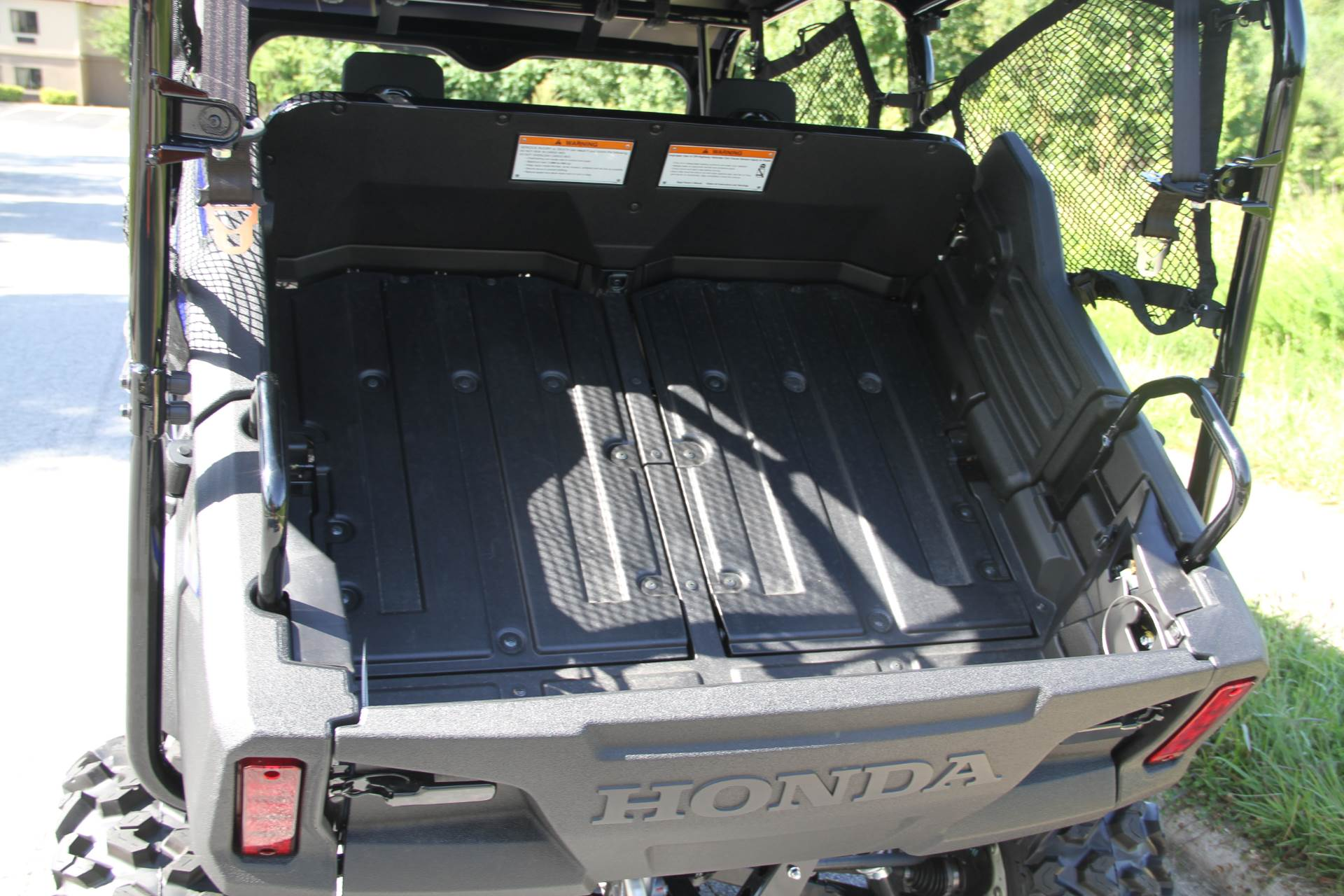 2019 Honda Pioneer 700-4 Deluxe in Hendersonville, North Carolina - Photo 18