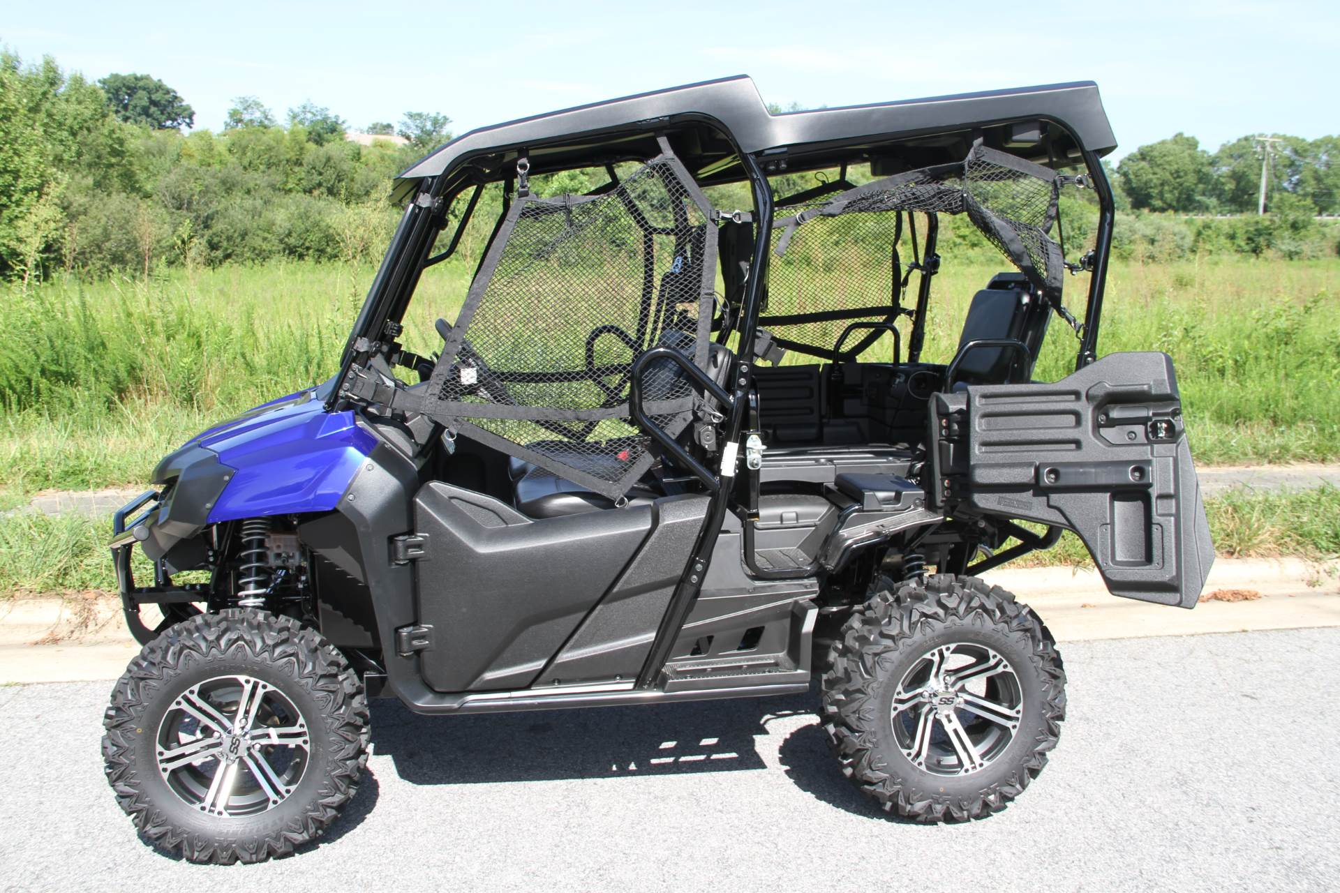 2019 Honda Pioneer 700-4 Deluxe in Hendersonville, North Carolina - Photo 20