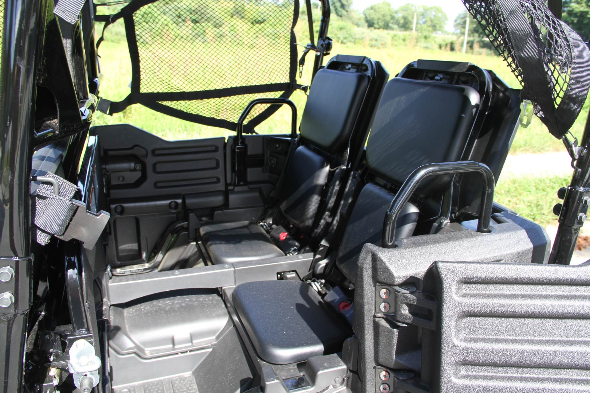 2019 Honda Pioneer 700-4 Deluxe in Hendersonville, North Carolina - Photo 21