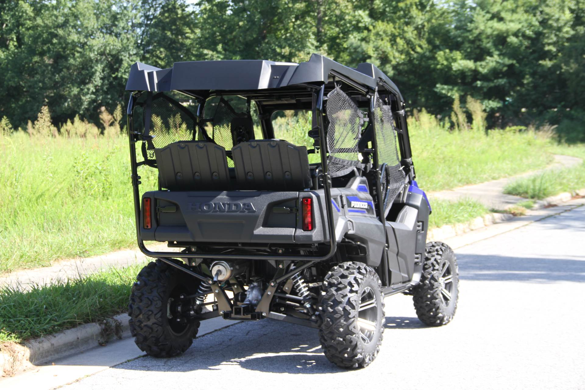 2019 Honda Pioneer 700-4 Deluxe in Hendersonville, North Carolina - Photo 25