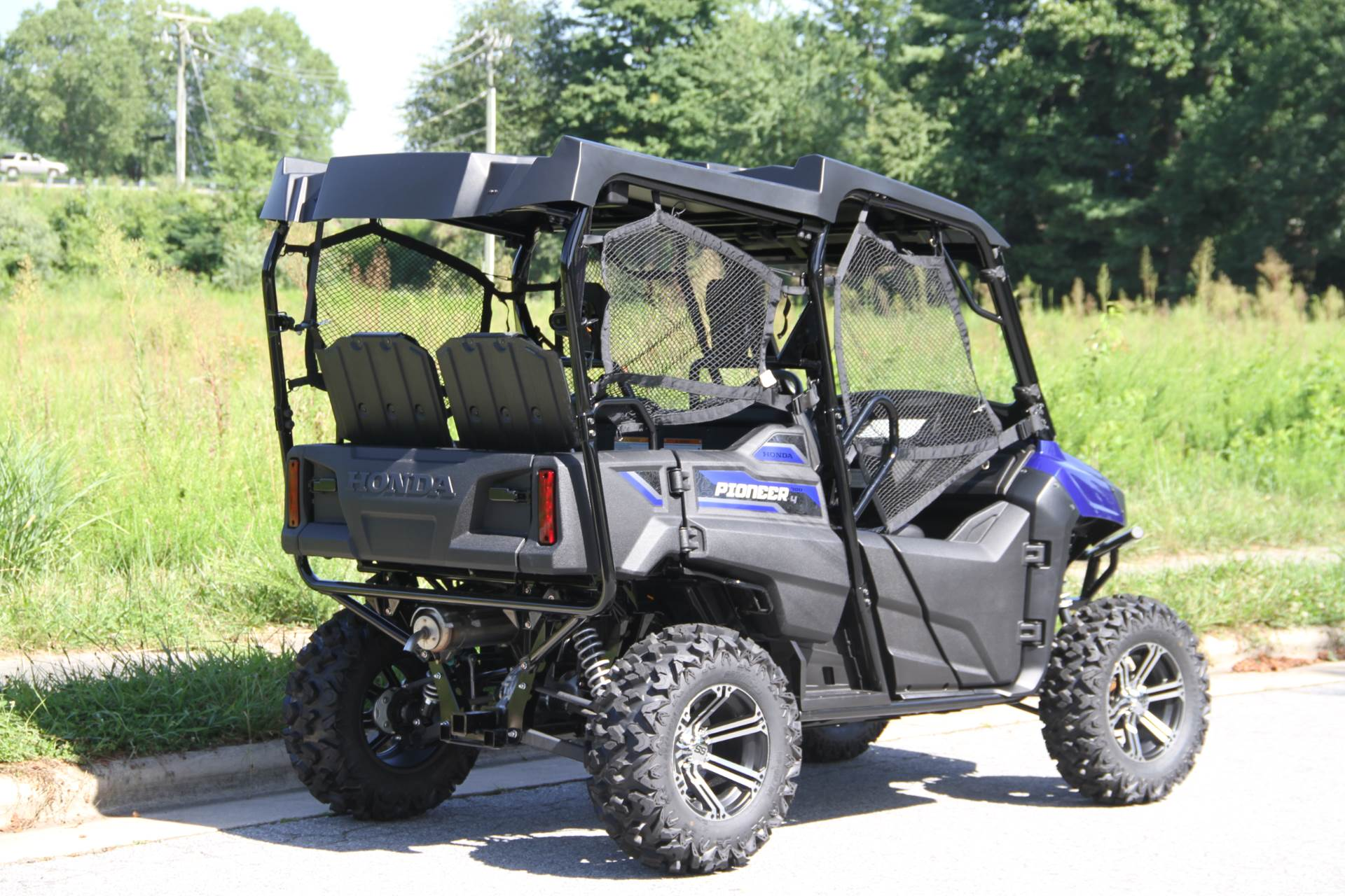 2019 Honda Pioneer 700-4 Deluxe in Hendersonville, North Carolina - Photo 26