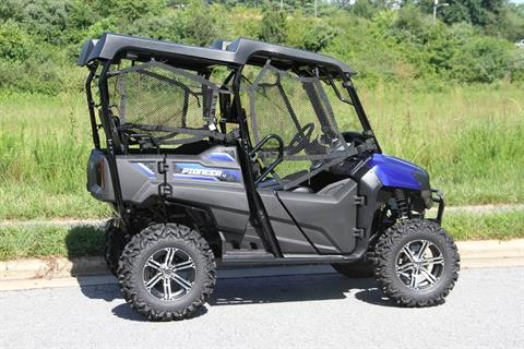 2019 Honda Pioneer 700-4 Deluxe in Hendersonville, North Carolina - Photo 28