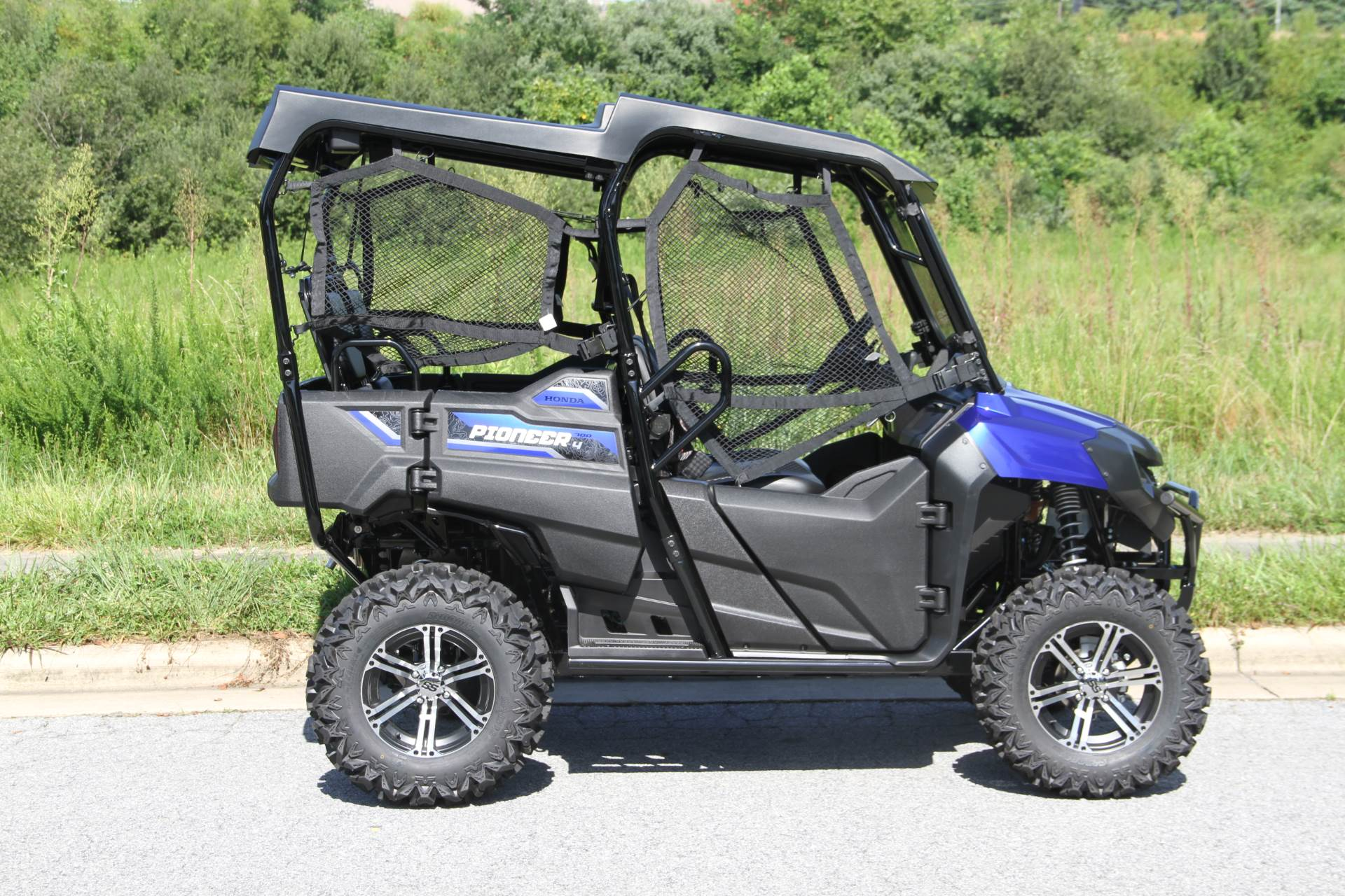 2019 Honda Pioneer 700-4 Deluxe in Hendersonville, North Carolina - Photo 29