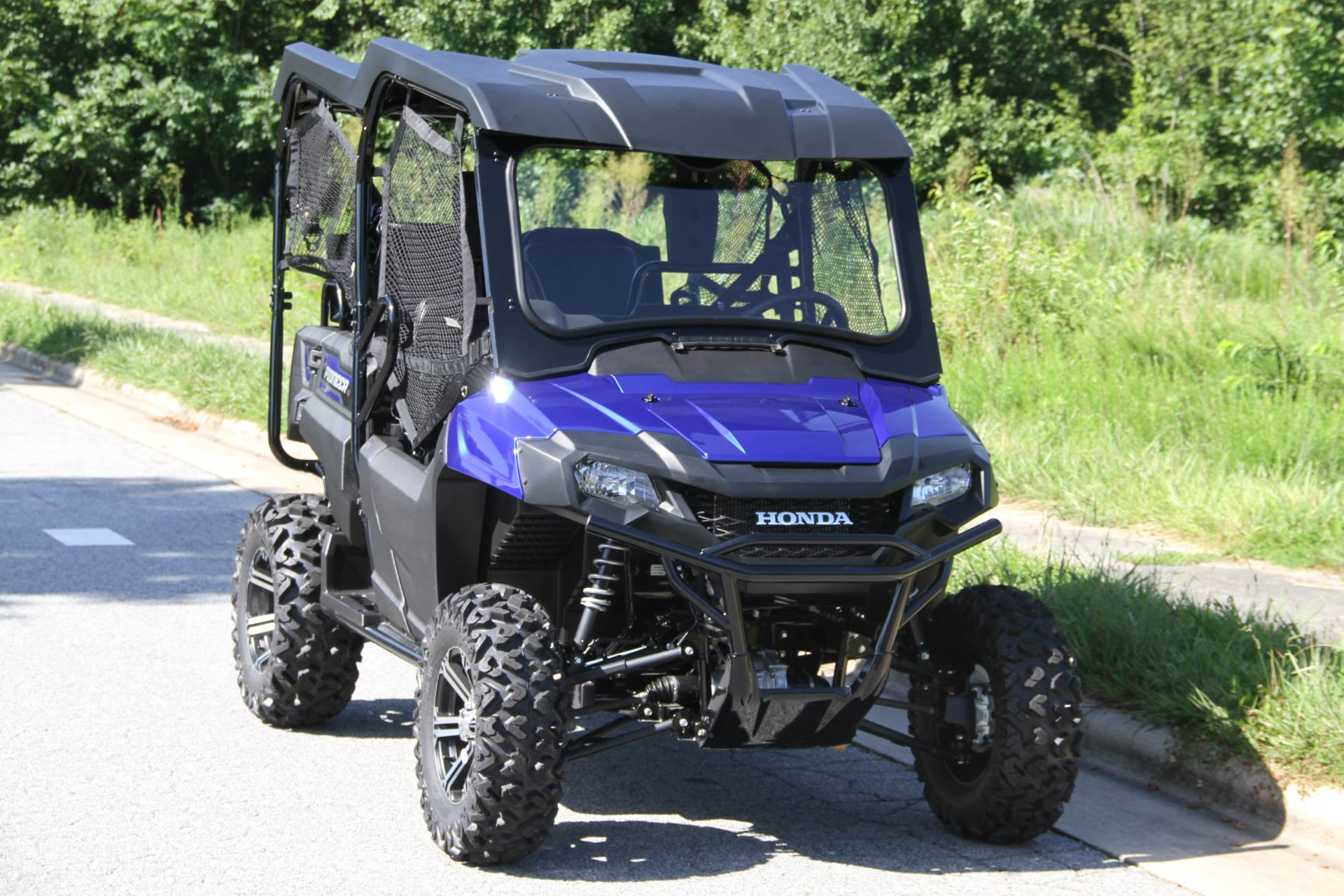 2019 Honda Pioneer 700-4 Deluxe in Hendersonville, North Carolina - Photo 32