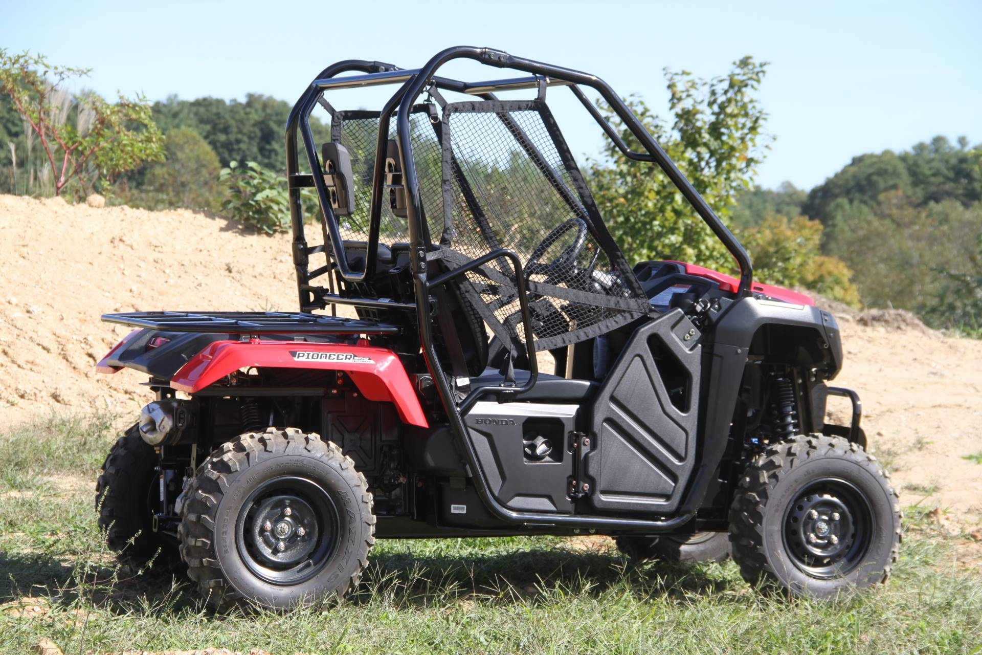 2020 Honda Pioneer 500 in Hendersonville, North Carolina - Photo 7
