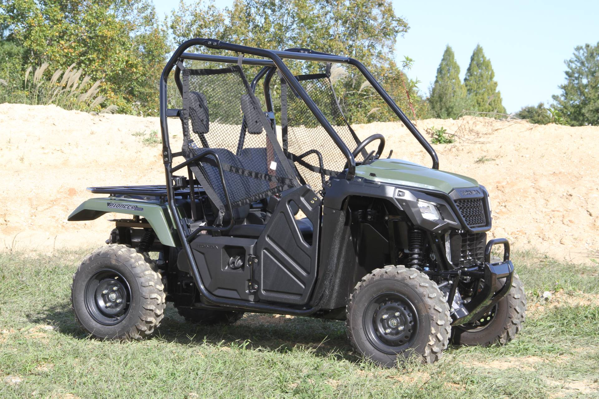 2018 Honda Pioneer 500 in Hendersonville, North Carolina - Photo 1