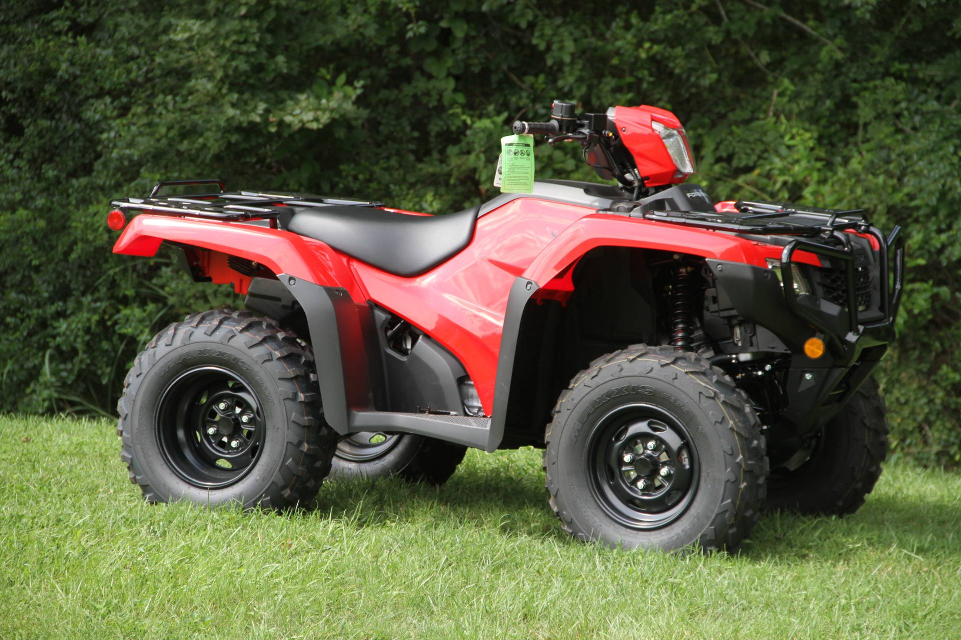 2021 Honda FourTrax Foreman 4x4 ES EPS in Hendersonville, North Carolina - Photo 1