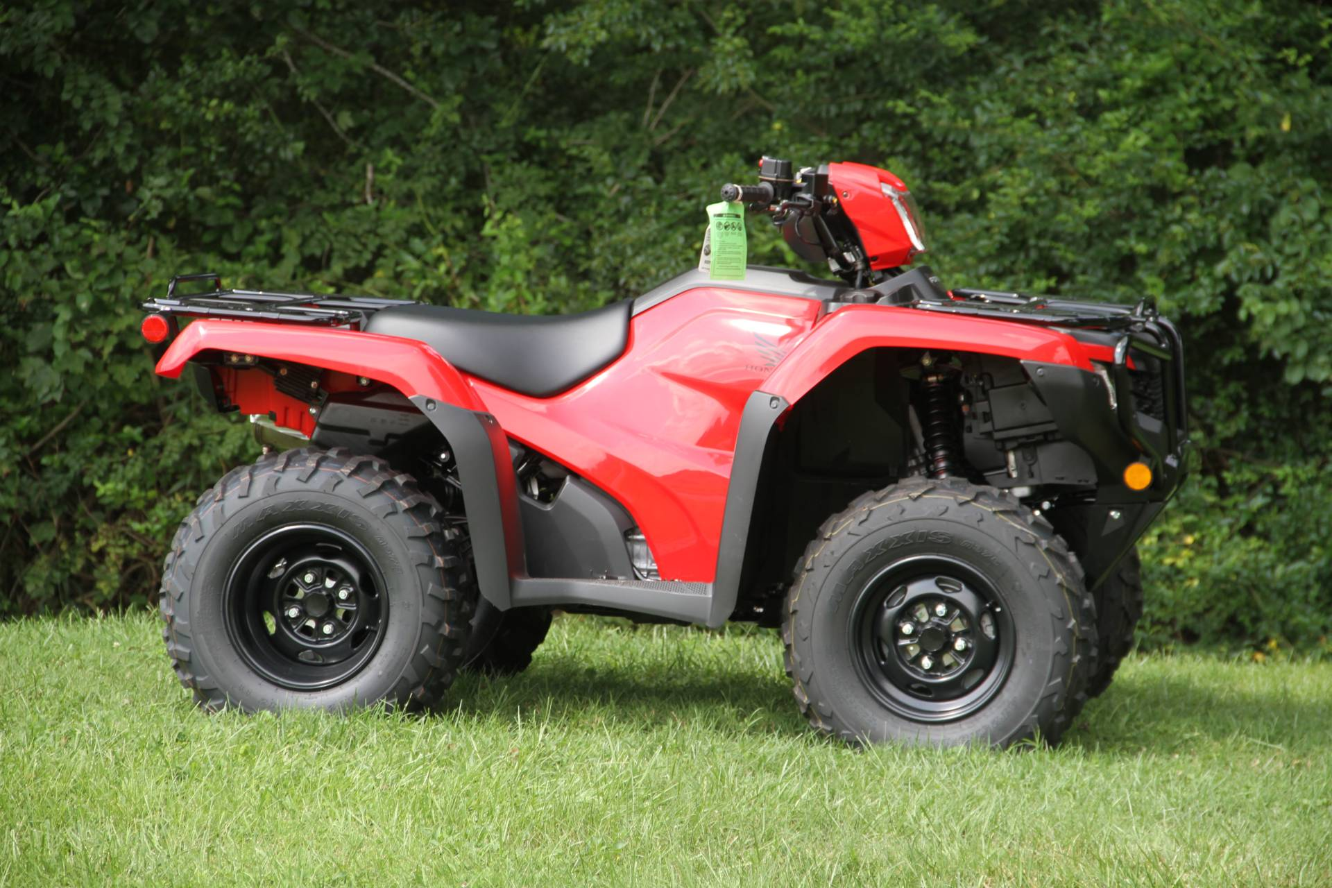 2021 Honda FourTrax Foreman 4x4 ES EPS in Hendersonville, North Carolina - Photo 7