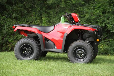 2021 Honda FourTrax Foreman 4x4 ES EPS in Hendersonville, North Carolina - Photo 8