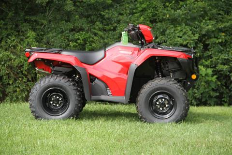 2021 Honda FourTrax Foreman 4x4 ES EPS in Hendersonville, North Carolina - Photo 9