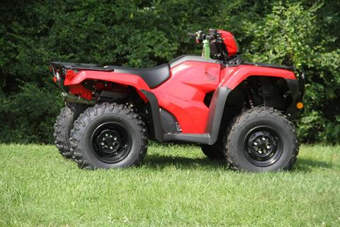2021 Honda FourTrax Foreman 4x4 ES EPS in Hendersonville, North Carolina - Photo 10