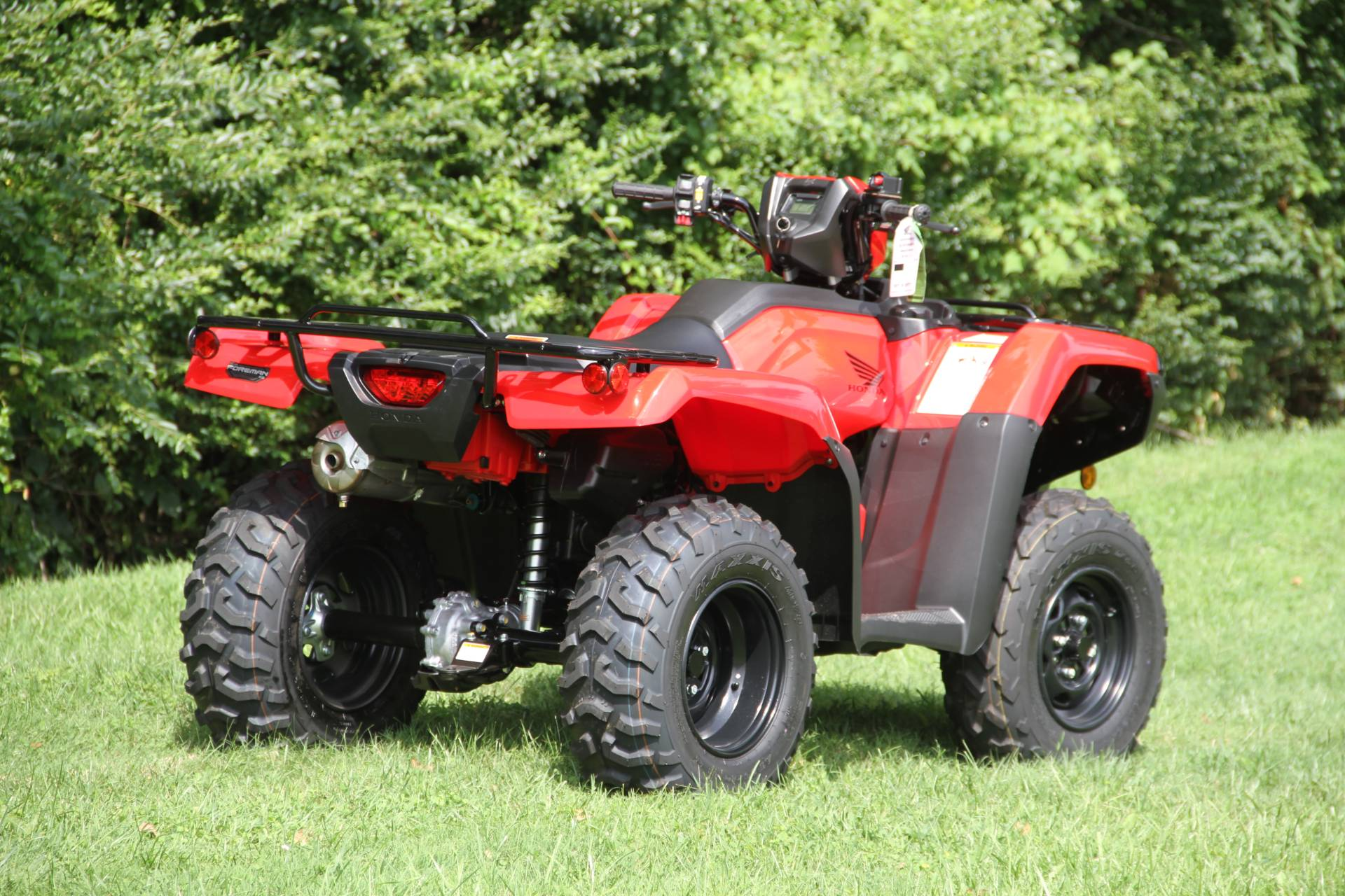 2021 Honda FourTrax Foreman 4x4 ES EPS in Hendersonville, North Carolina - Photo 13