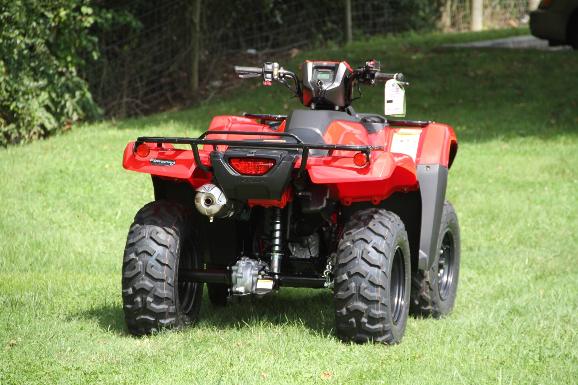 2021 Honda FourTrax Foreman 4x4 ES EPS in Hendersonville, North Carolina - Photo 15