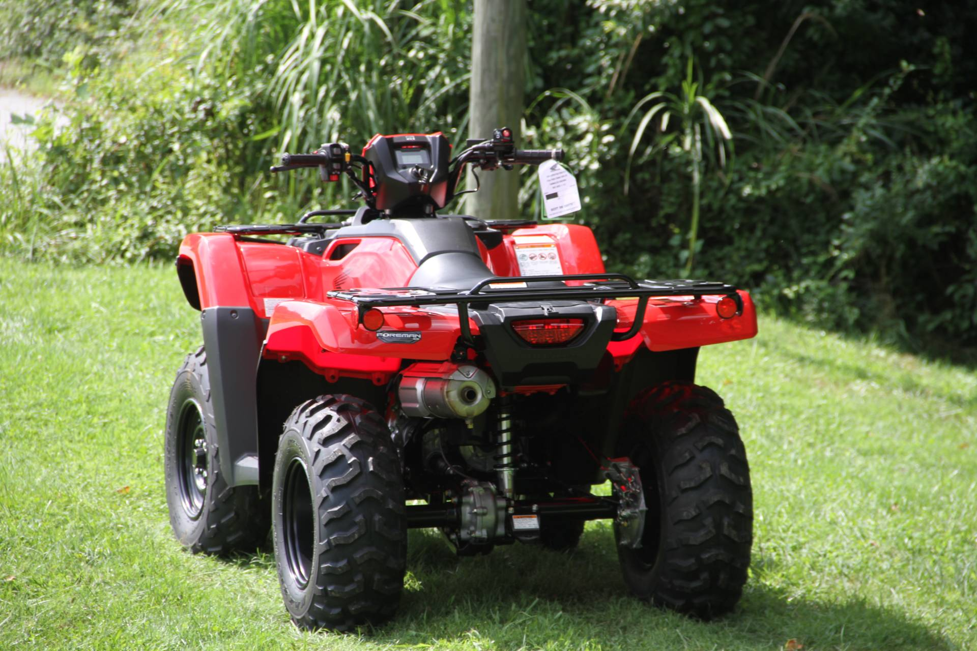 2021 Honda FourTrax Foreman 4x4 ES EPS in Hendersonville, North Carolina - Photo 17
